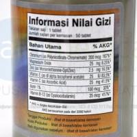 murah Supplement Sea Quill Sugar Shield untuk Penderita Diabetes Meli