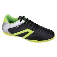 Sepatu Futsal / Bola Hitam Hijau Clothing Catenzo NS 090
