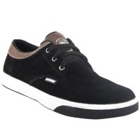 Sepatu Sekolah / Sneaker / Kets / Casual Pria Hitam Catenzo - TF 105