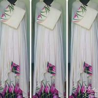 Mukena Bali/rayon janger exlusive/tebal/adem/high quality