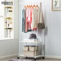 RM002 - Triangle stand / Rak Hanger Baju Serbaguna dengan Roda