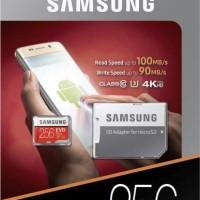 Samsung Micro SD Card 256 GB EVO Plus + U3 4K MicroSD 256GB 95MB/S - Distributor