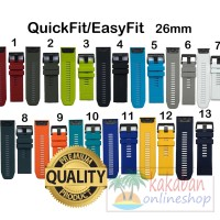 Strap Band Garmin QuickFit 26mm for Fenix 5X,Fenix 3,D2 Bravo