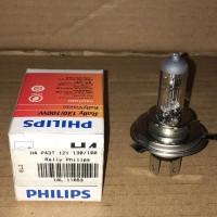 Bohlam halogen H4 P43T 12V 130/100 W Rally Philips (pc) -11653