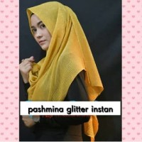 Pashmina Glitter / Pashmina Rajut / Rajut Hijab / Pashmina Instan
