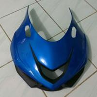 Kedok Topeng Suzuki Gsx R150 Model Sporty Full Fiber