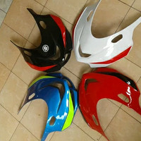 Topeng Kedok Headlamp Suzuki GSX R150 Sporty Model
