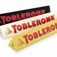Toblerone Dark Chocolate 100g Cokelat