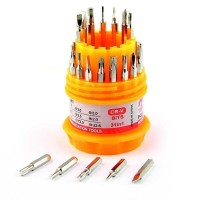 Obeng Set Multi 31 In 1 Screwdriver Handphone dan Elektronik