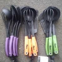 Alat Masak Spatula Oxone Kitchen Tools – OX953 - Orange