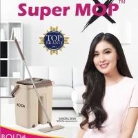 Bolde Super Mop X Original - Alat Pel Peras Bilas sistem Flat Otomatis