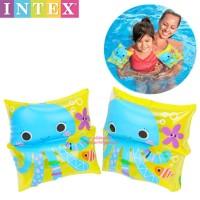 Intex Swim Arm Bands Sea Buddy Pelampung Lengan Renang Anak