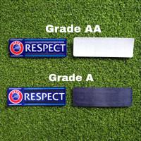 OFFICIAL PATCH RESPECT HIGH QUALITY (REMAKE HK) BUKAN GRADE ORI GO