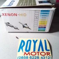 Lampu HID kit untuk motor universal 12 volt