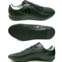 R-Sepatu Futsal ADIDAS X Techfit Black Komponen Ori