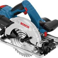 Bosch GKS 18 V-57 Gergaji Listrik Complete (Charger + 4.0 Batt 18 V)