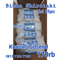 Bihun Shirataki Khusus Gosend - Diet Keto