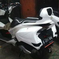 Paketan Modifikasi Honda PCX Lokal 2018