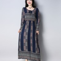 DSJT218051925833 - MAXI DRESS BANGKOK - DRESS TUNIC ELEGAN