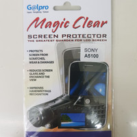 Antigores Lcd Screen Protector Sony alpha A5000 A5100 6000