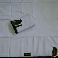 sarung putih polos sarung sapphire putih original termurah