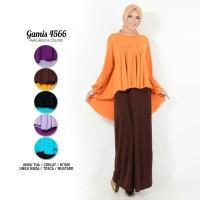 BAJU BIG SIZE XL GAMIS MAXI DRESS MURAH WANITA MUSLIM 4566