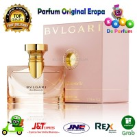Parfum Wanita Bvlgari Rose Essentielle Parfum Original Reject Eropa