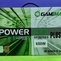 PSU 650 watt / gamemax 650 watt / psu gaming
