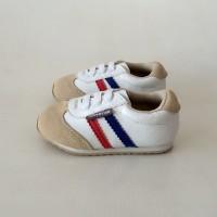 HELLO MICI Sepatu Anak Toddler Shoes JPN Sneakers Cream