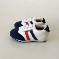 HELLO MICI Sepatu Anak Toddler Shoes JPN Sneakers Navy