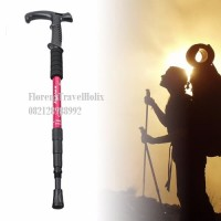 Tongkat Hiking, Trekking Pole, Tongkat camping,Tenda Gunung Anti Shock