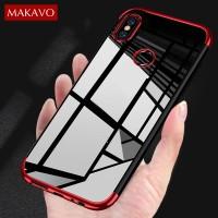 TPU PLATING case Xiaomi Redmi Note 5 Pro soft cover ultra thin casing