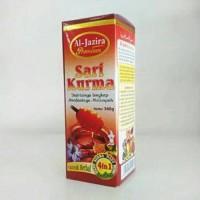 Sari Kurma Premium 4 In 1 Al Jazira banyak khasiat