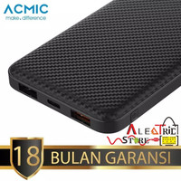 ACMIC C10PRO 10000mAH Powerbank Quick Charge 3.0 + PD Power Delivery