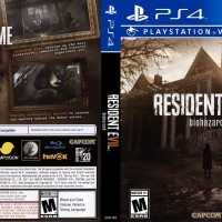 DVD Original Residrnt Evil 7 PS4 Reg 2
