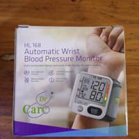Tensimeter Tangan Digital DR CARE / tensi darah tinggi