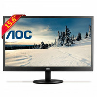 LED Monitor AOC E1670SWU 15.6