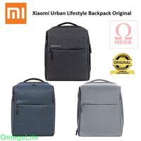 Tas Xiaomi Bag Original Urban Lifestlye Backpack Laptop Ransel Deluxe