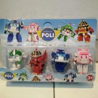 Mainan Anak Robocar Poli 896508 isi 4