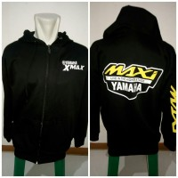 zipper-jaket-sweater yamaha xmax BIG SIZE XXXL-XXXXL