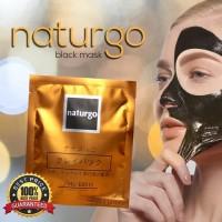 Masker Lumpur Wajah Naturgo / Masker Lumpur Naturgo