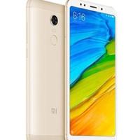 HP XIAOMI REDMI 5 [ Ram 3/32GB 4G]-Gold & Black Garansi TAM RESMI Emas