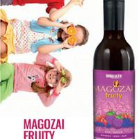 Magozai Fruity 375 Ml (Ekstrak Kulit Manggis, Goji dan Acai)
