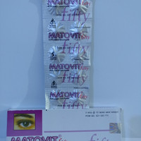 Matovit Fifty tablet isi 10 tablet