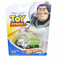 Diecast Mobil Toys Story Buzz