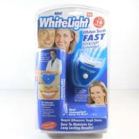 Pemutih Gigi Whitelight Light Teeth Whitening