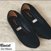 Sepatu wanita flat shoes MFS 02