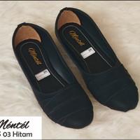 Sepatu wanita flat shoes MFS 03