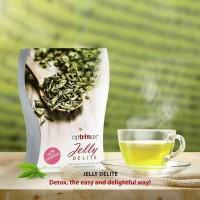 Optrimax jelly delite / ekstrak teh hijau dan inulin/ diet ampuh