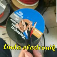 Kabel Speaker Titan 4x2.5 100m Kualitas Bagus isi 4